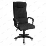 Кресло для офиса Малибу Zeta эко-кожа черный