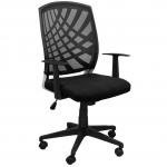 Кресло мод CX1245M черный (ВИ)