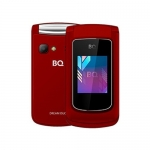 Телефон BQ BQ-2433 Dream DUO, Red