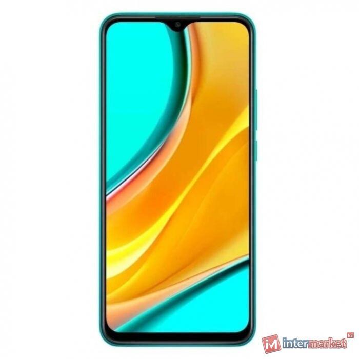 Мобильный телефон, Xiaomi, Redmi 9 32GB,Зелёный