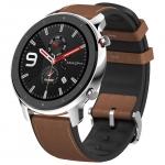 Смарт часы, Xiaomi, Amazfit GTR 47mm A1902, Стальной (Stainless steel)