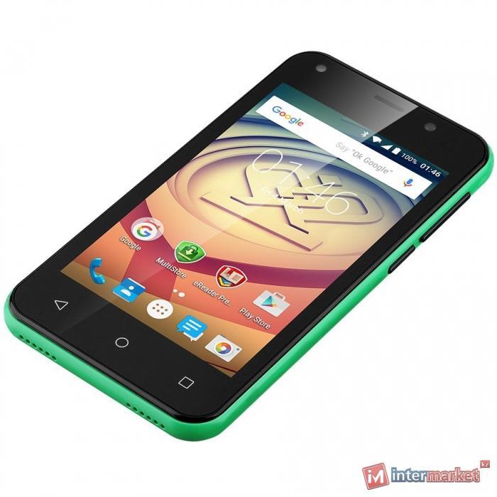 Смартфон Prestigio MultiPhone Wize L3, Green