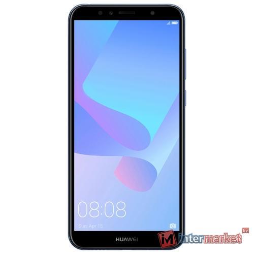 Смартфон Huawei Y6 Prime (2018) 16GB, Blue